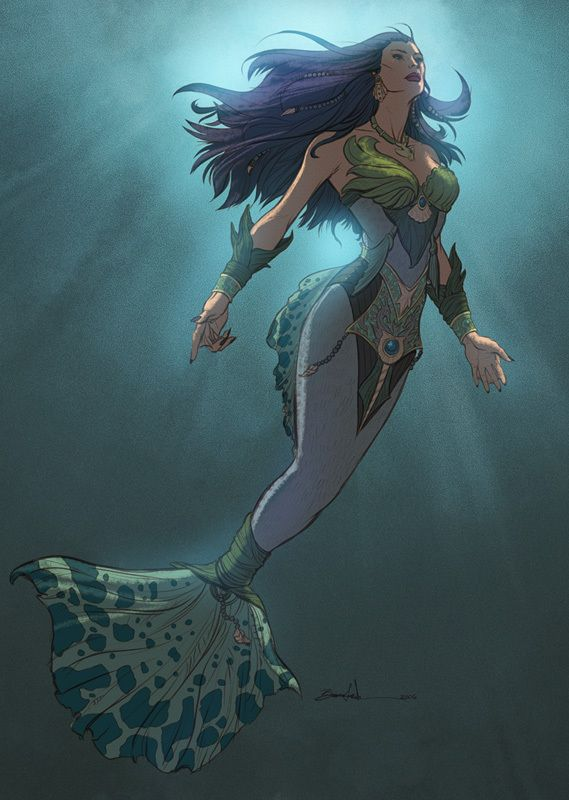 And Merman Mermaid Princess | ... mermaid that got my attention:Mermista from She-Ra: Princess of Power