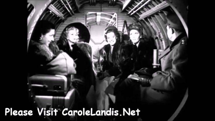 "Martha Raye Carole Landis Kay Francis Deleted Scene ""Wing And A Prayer"""