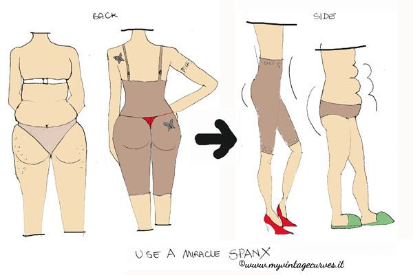Half serious solutions for curvy girls  5 ways to make your curvy life better