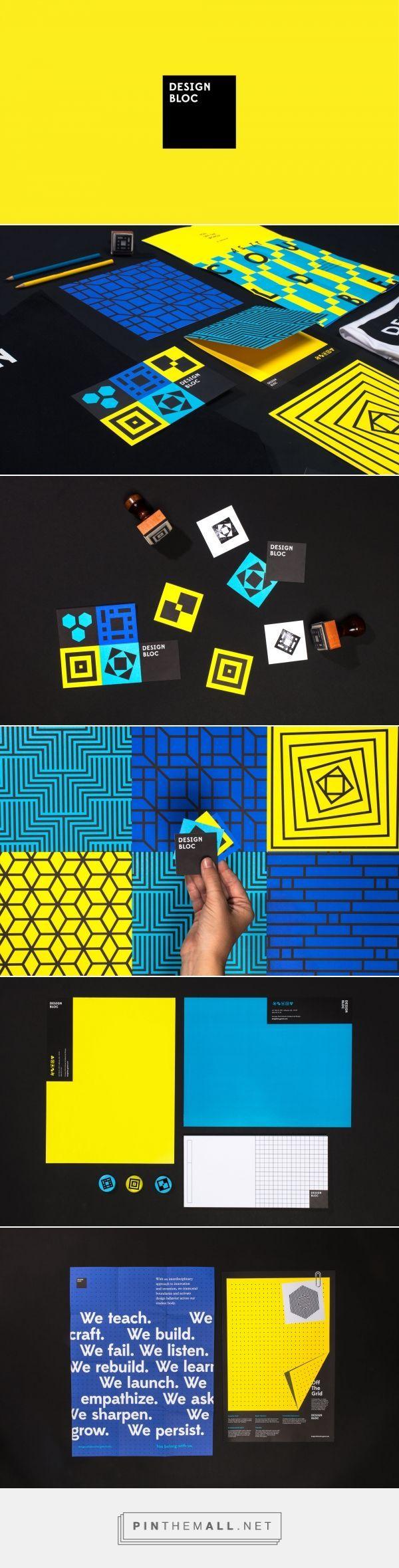 Design Bloc Branding by Matchstic