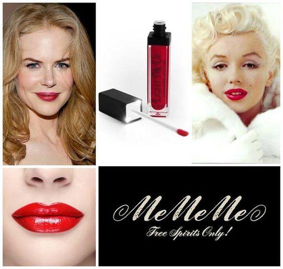 Κόκκινα χείλη: είναι ένα χρώμα που προτιμούν οι #star όλων των εποχών. Αν επιλέξεις την σωστή απόχρωση κόκκινου που σου ταιριάζει, θα αποκτήσεις #prestige, #ποιότητα και #αλάνθαστο #στυλ. Το LIGHT ME UP LIP GLOSS INTENSE από MeMeMe, σε βαθύ #κόκκινο χρώμα, για ζουμερά χείλη, γεμάτα λάμψη είναι από…