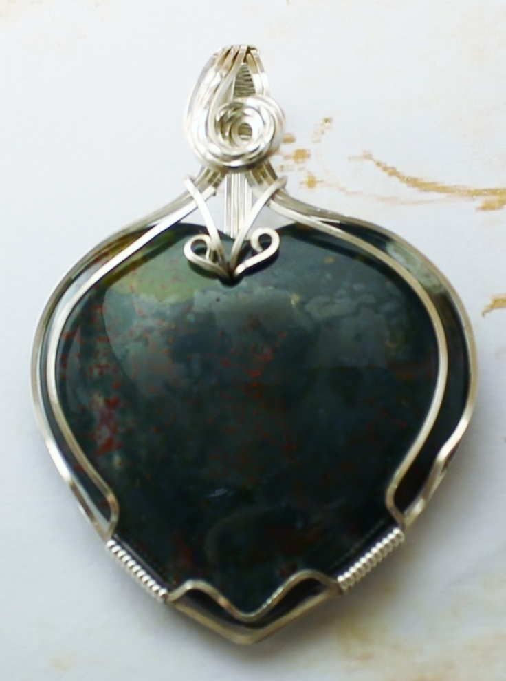 1000 Images About Bloodstone Crystals Gems Jewelry On