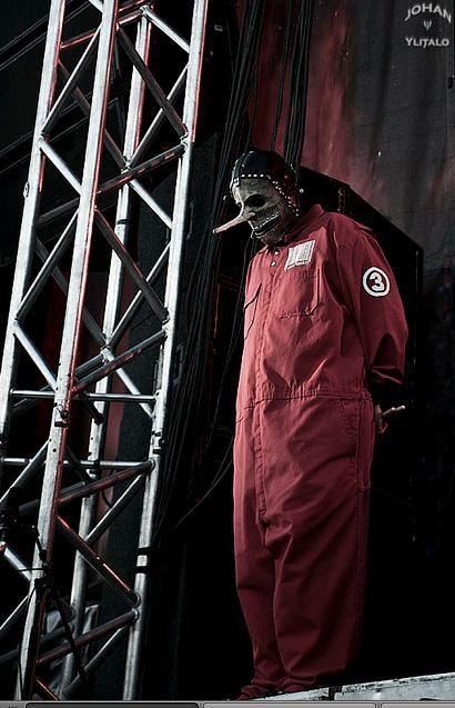 Chris Fehn #3 #slipknot
