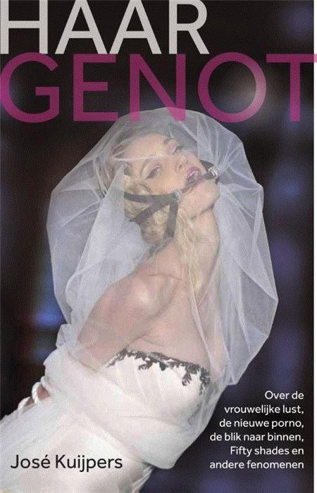 Haar genot  In 'Haar genot' geeft José Kuijpers die als actrice letterlijk in het brandpunt van literatuur erotiek en vrouwelijke beeldvorming staat een eigenzinnig beeld van de vrouwelijke lust. Was will das Weib? Het komt langzaam in beeld. In de sensualisering van de seks. In de nieuwe porno. In de resonans van 'Fifty shades' en in nieuwe wetenschappelijke inzichten. José laat onder meer schrijfster Joke Hermsen psychiater Bram Bakker seksuologe Ellen Laan filosofe Simone van Saarloos…