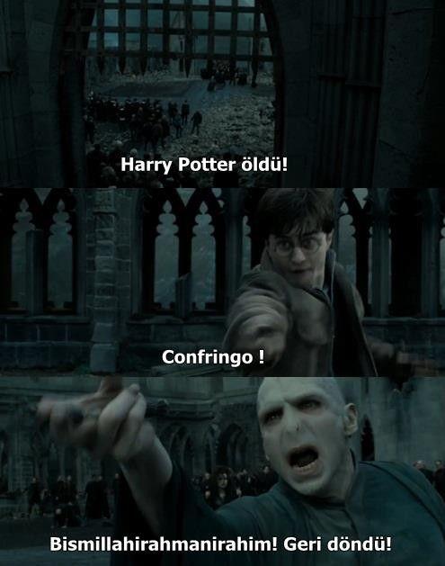 Harry Potter CASPLERİ