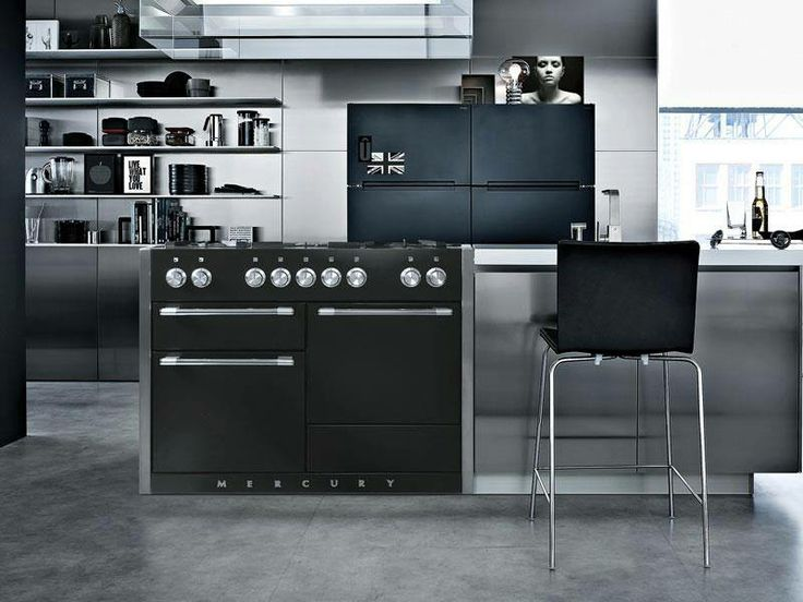 1000 images about rangecooker on pinterest ovens range - Piano cuisson germania ...