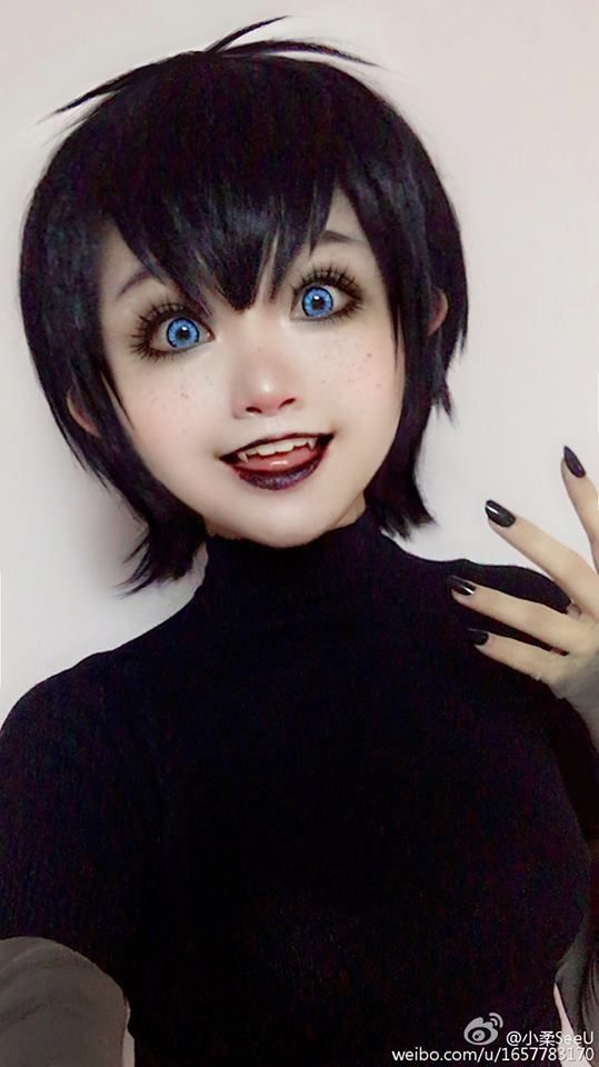 This HOTEL TRANSYLVANIA Mavis Cosplay is So Good, It's Creepy — GeekTyrant