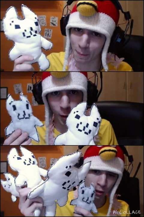 La famiglia di cat Mario :')