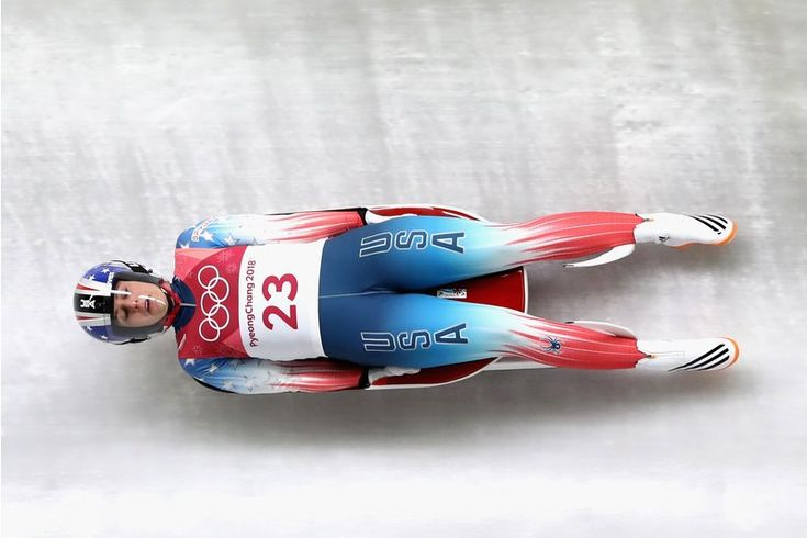 American Luger Emily Sweeney Knocked Out of Olympics After Terrifying Crash