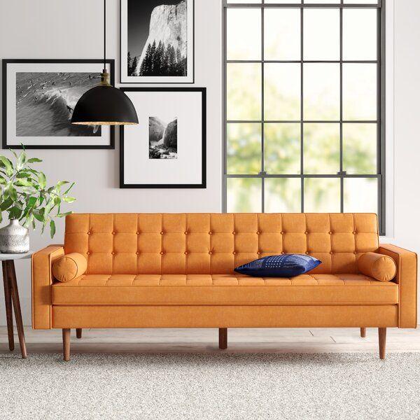 Homer Sofa Amp Reviews Allmodern In 2020 Furniture