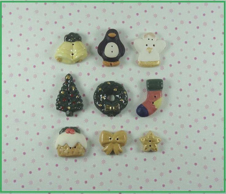 Christmas Countdown   www.cherabellabuttons.com.au