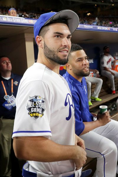 Eric Hosmer Photos - 87th MLB All-Star Game - Zimbio
