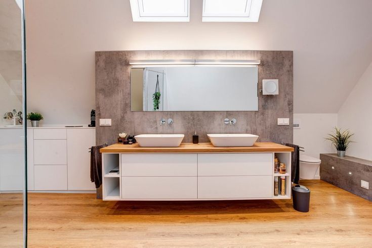 Baddesign Modern Badezimmer Waschtisch Diseno De Banos