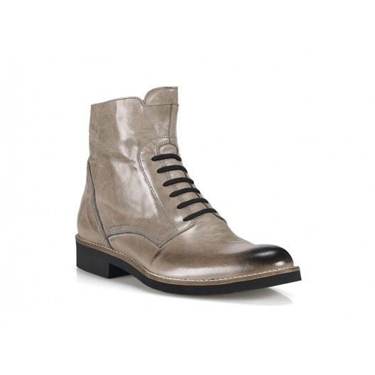 Talianske kožené topánky COMODO E SANO - fashionday.eu