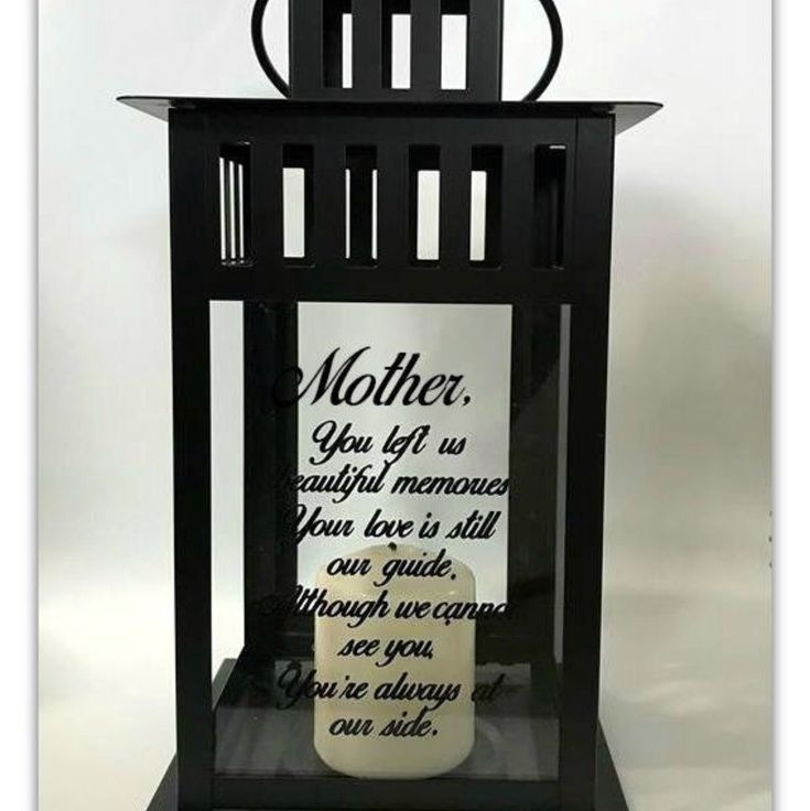 Loss of mom loss of mother sympathy gift memory candle