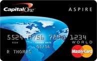 Master Card Capital One Black