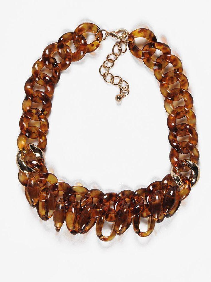 Top Secret Náhrdelník dámský Top Secret dámský náhrdelník z kolekce jaro-léto 2015. 247 Kč