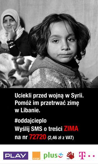#oddajcieplo #Syria #Liban