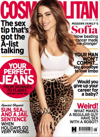 Cosmopolitan - August 2015 UK Digital Magazine