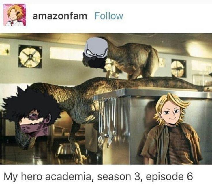 My Hero Academia, du kennst beide Teile des Films und die Serie, die meine …