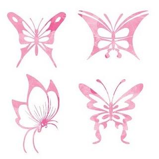 Free SVG Butterflies