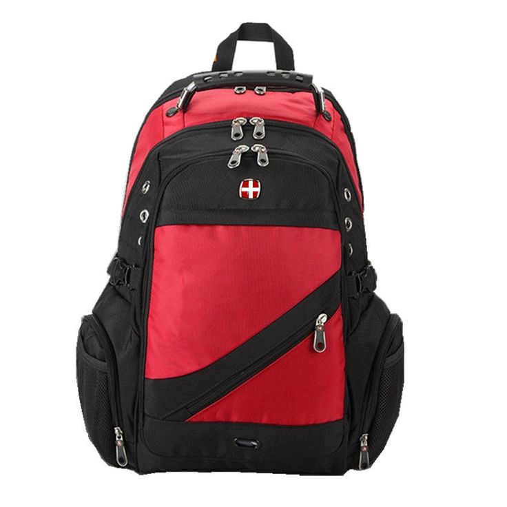 Quality Swiss Backpack with 16 in Laptop Pocket
