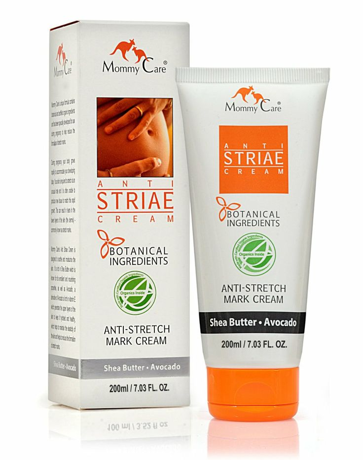how to take care of stretch marks during pregnancy