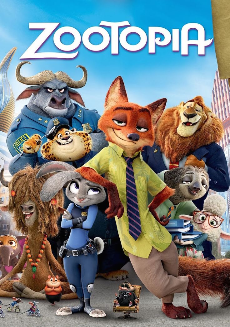 Movie Review: Zootopia   #fox #rabbit #prey #judy #nick #zootpoia