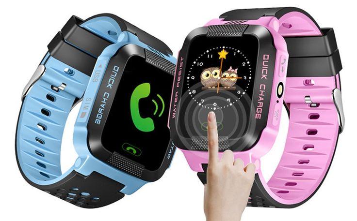 Детские GPS часы телефон G51 купить