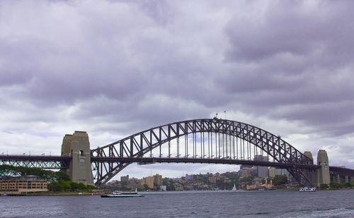 Sydney Harbour Bridge : Sydney Harbour Bridge, Sydney NSW   johntorcasio