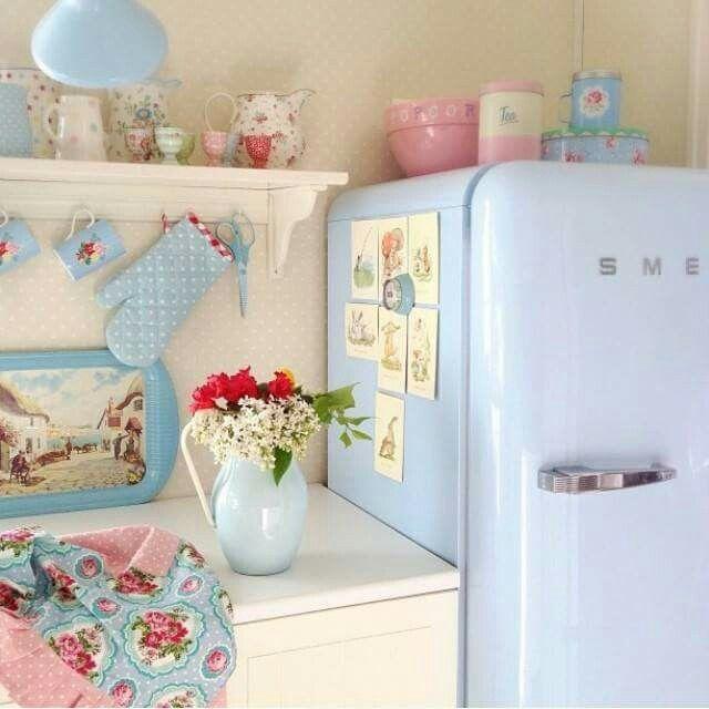 Shabby Chic Kitchen Island: 1833 Best Shabby Chic Kitchens Images On Pinterest