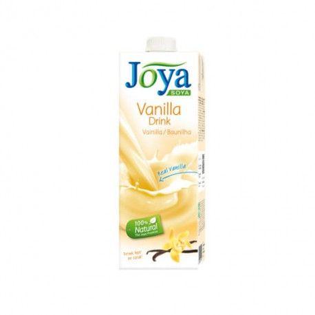 Ak máte radi vanilku, stačí vyskúšať Joya vanilkový nápoj. Jemná vanilková chuť nie je len osviežujúca, ale je tiež veľmi chutná. Zloženie: sójový základ 93% (voda, sójové bôby 8,2%), repný cukor, glukózový sirup, bourbon vanilkový extrakt 0,2%, soľ, kurkuma extrakt.