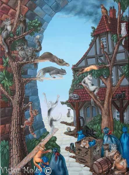 Molev - Andrew Lloyd Weber: Cats