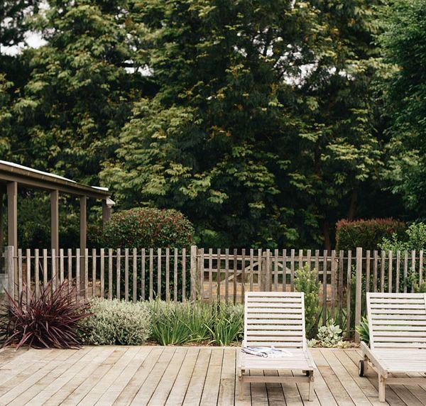 gorgeous pool fence