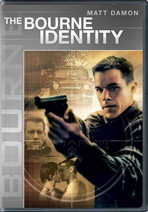 Matt Damon & Franka Potente & Doug Liman-The Bourne Identity