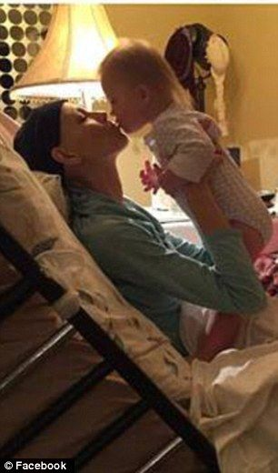 Joey Feek and her daughter