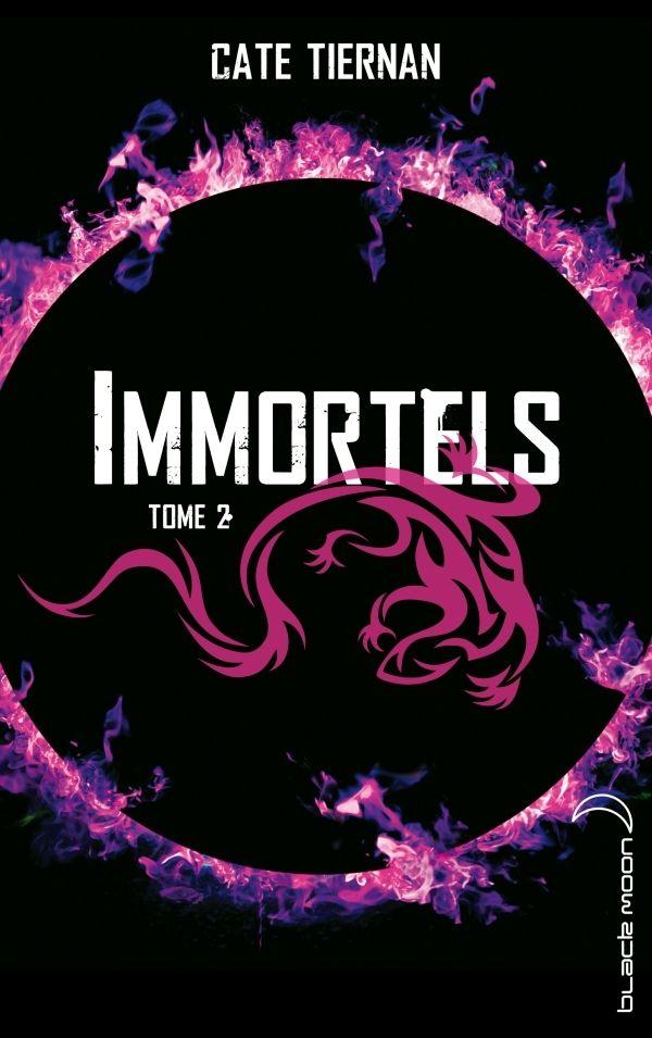 Immortels, tome 2 : la traque / Cate Tiernan. - Hachette (coll. Black Moon), 2011