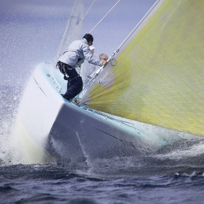 Learn to sail Bareboat Sailing Charters in Rhode Island offers weeklong sailboat charters, captain included
