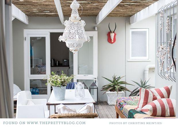 kleinmond beach house decor 008 Kleinmond Beach Cottage {Home Tour}