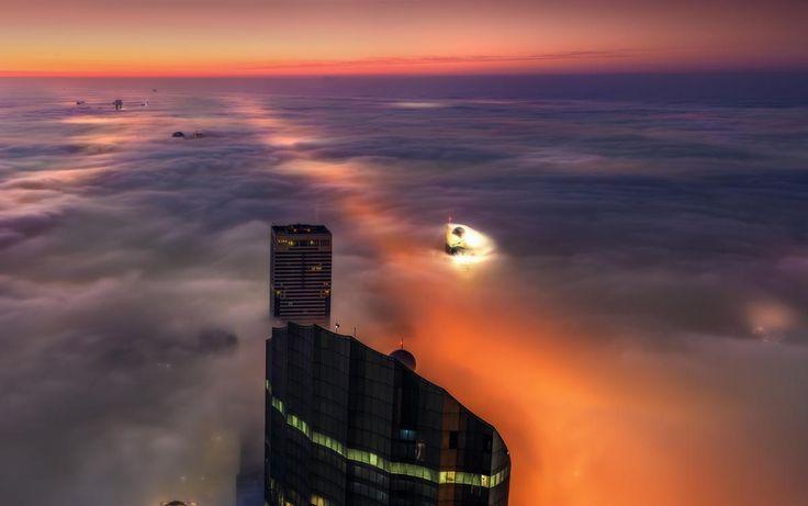 Above the Urban Skin by Beno Saradzic on 500px
