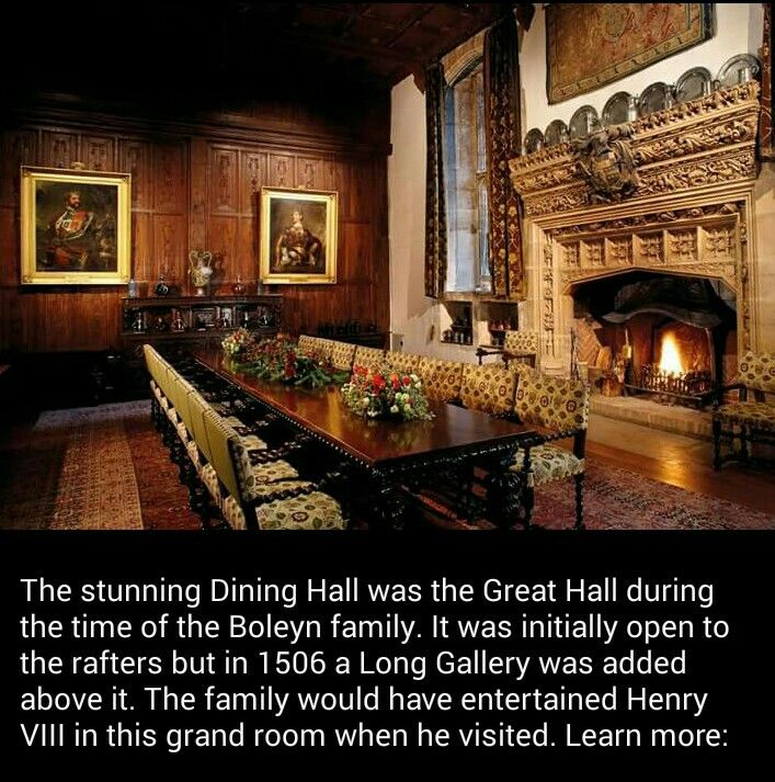 Spotlight On The Castle Dining Hall