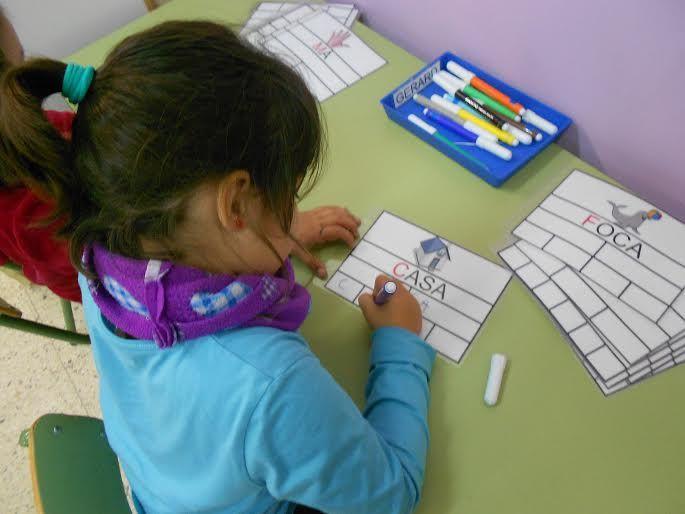 LECTOESCRIPTURA AMB L'ABECEDARI FONOLÒGIC | RECURSOS PER A L'EDUCACIÓ ESPECIAL