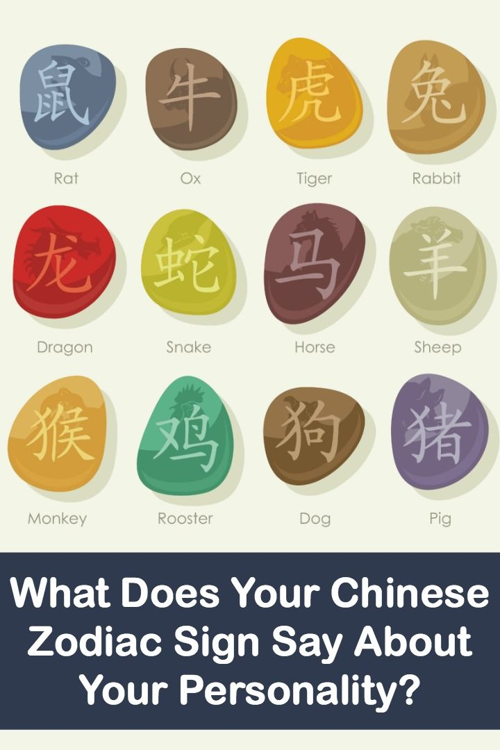 What Does Your Chinese Zodiac Sign Say About Your Personality ~ http://personalitybuzz.com/what-does-your-chinese-zodiac-sign-say-about-your-personality/