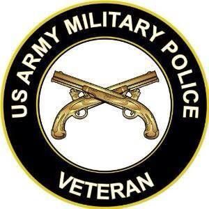 U.S. Army Military Police Veteran