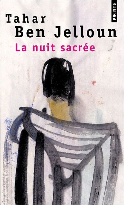 Bildergebnis für La nuit sacree Tahar ben  jelloun