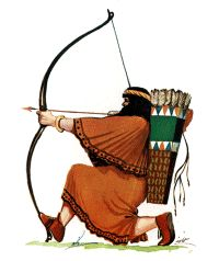 My blog is going to primarily focus on the Persian archer himself. For example, the qualities he needs to have, the characteristics and attributes that would benefit him, and the type of armor he w…