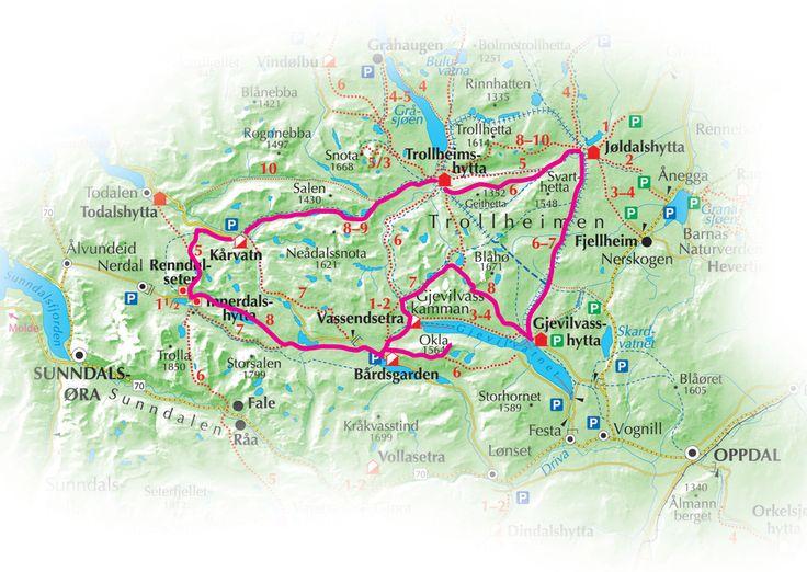 Forside  — Signatur Trollheimen