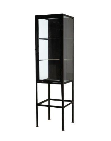 House Doctor Iron glass cabinet | Artilleriet | Inredning Göteborg