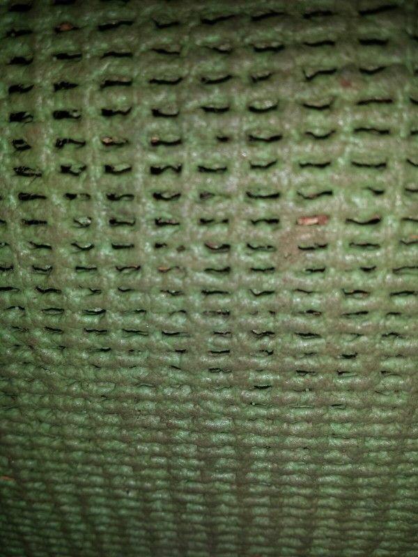 Niet natuurlijk structuur: tent tapijt