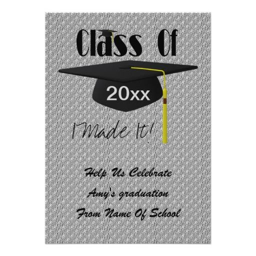 83 best funny graduation invitations images – Funny Graduation Invitation